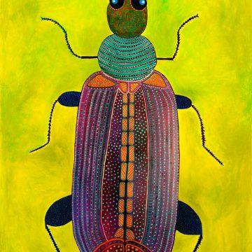 """Maj Ström """"Big Bug II"""""""