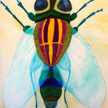 """Maj Ström """"Big Bug III"""""""