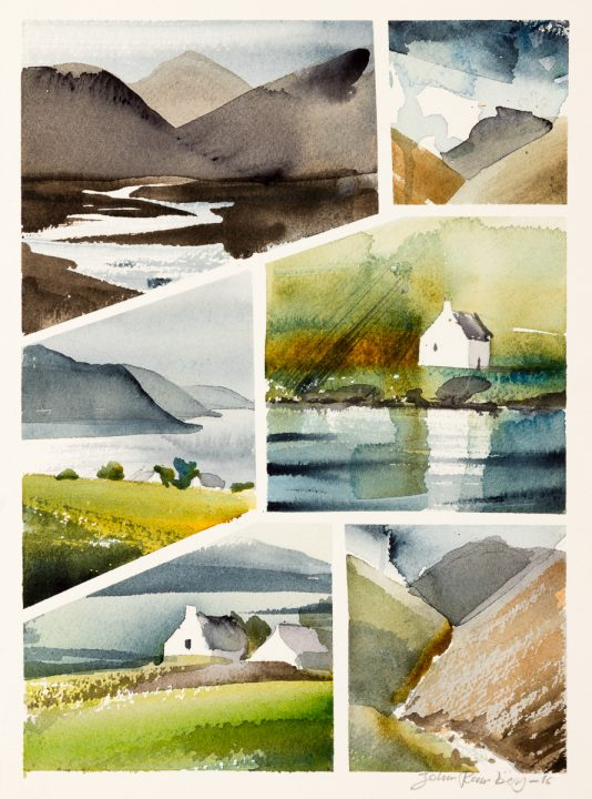 """Johan Ramberg """"Isle of Skye"""""""
