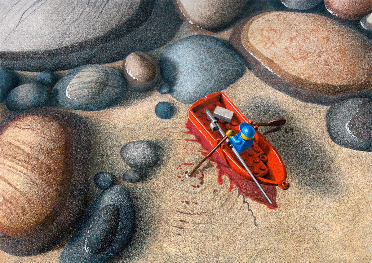 """Johannes Wessmark """"Going Fishing"""""""