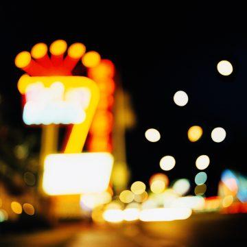 "Peer Eriksson ""Las Vegas Night II"""