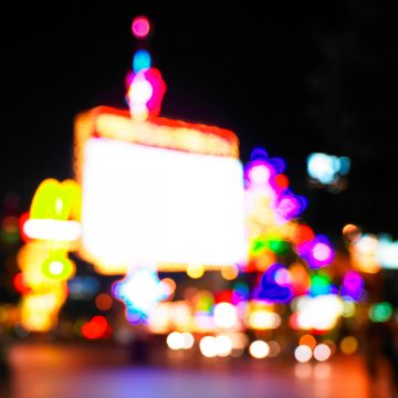 "Peer Eriksson ""Las Vegas Night IV"""