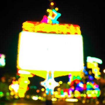 """Peer Eriksson """"Las Vegas Night VI"""""""