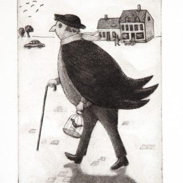 """Eva Rex """"Fågelman"""""""