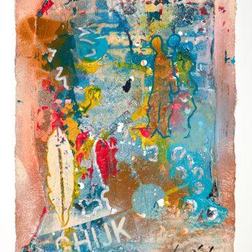 """Louise Carlsson """"Landscape in my dreams II"""""""