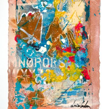 "Louise Carlsson ""Landscape in my dreams I"""