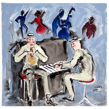 """Susanne Nyholm """"Jazzduo"""""""